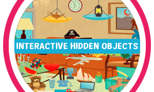 Interactive Hidden Objects