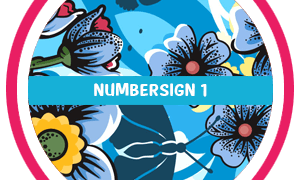 NumberSign 1