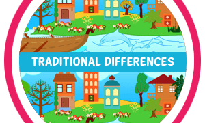 Traditional Differences